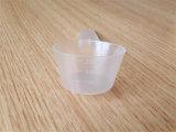 Пластичная прозрачная пластичная ложка порошка 30ml