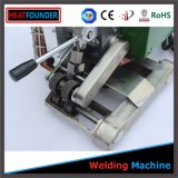 Machine de soudure de machine de soudure d'air chaud pour le tissu d'épreuve de l'eau