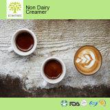 即刻の冷たい水溶性のコーヒークリームの粉