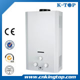 Calentador de gas de gas de tanque con CE