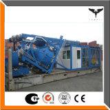 Estação móvel do misturador concreto da série de Yhzs