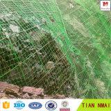 ISO9001 증명서를 가진 녹색 Sns 사면 보호 담