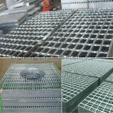 Decking Grating de acero galvanizado sumergido caliente suave