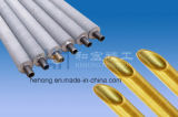 De Buizen van de Condensator van de Reeks van de Buis van de vin met Finned Aluminium, de Legering van het Koper/Roestvrij staal/Koolstofstaal/de Buis van de Kern van het Titanium, aluminium-Vin