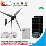 energias eólicas 600W híbridas para o uso Home