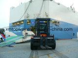 12ton aan de Vorkheftruck van de Container 35ton met de Motor van Cummins