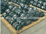 Rolo do portador da máquina escavadora de Sumitomo Sh60 Sh120, rolo superior para Sh200