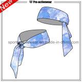 Soem-fördernder nach Maß neuer Entwurf gedrucktes Gummiband Sports Stirnband