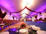 Las tiendas económicas alta calidad para los eventos del banquete de boda para carpas de eventos con la decoración