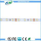 Lumière de chaîne décorative flexible SMD3528 Bande de LED avec CE, UL, RoHS