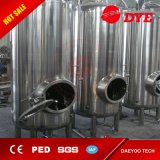 5000L Tank van het Bier van het Gistmiddel van de Brouwerij van het roestvrij staal de Heldere (goedgekeurd Ce)