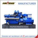 MWM 600 kW Gas Natural Grupo con el certificado del CE
