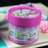 Caixa de embalagem Handmade do presente do papel do chocolate do casamento do OEM