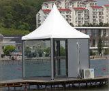 Luxuxglaswand-Hochzeitsfest-Zelt für heißen Verkauf
