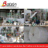 Отброс Bag Extrusion Film Blowing Machine с Folder After Folding Get Mini Size Bags