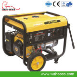 세륨 ISO Hot Sale 100%년 Copper Wire 6kw Portable Power Industrial Gasoline Generator (H) WH7500