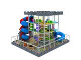 遊園地の大きいスライドによって使用される屋内運動場装置(KP160527)