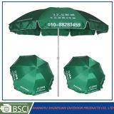 Parapluie de plage promotionnel d'impression fait sur commande d'Adverising (SY8366)