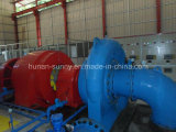 フランシス島のハイドロ(水)タービン発電機2.5~6 MW Hydrtoturbineの発電機