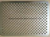 Acciaio inossidabile perforato dello strato/di piastra metallica prezzi 304/316L/321