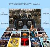 Vidros da realidade virtual 3D da caixa II Vr de Vr do cartão de Google para o controlador 1.0 de Smartphone+Bluetooth
