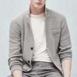 Кардиган свитера горячих сбываний способа мальчика OEM длинний