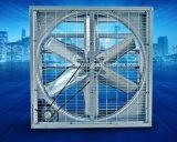 Ventilateur de ventilation à effet de serre mural de 48 '' 380V / 3phase