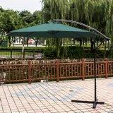 カーキ色のSunbrellaファブリックテラスの家具(SY8240)が付いているアルミニウムハングの傘