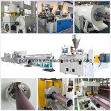 Gute Leistung Plastik-Belüftung-Wasser-Rohr-Strangpresßling-Maschine für Verkauf