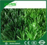 hierba artificial del monofilamento del balompié de 60m m