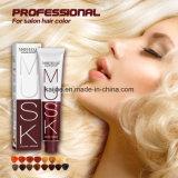 I fornitori della tintura di capelli della Cina comerciano il colore all'ingrosso italiano dei capelli con la crema professionale permanente di colore dei capelli dell'ammoniaca bassa