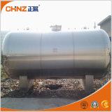10m3 Tank van de Opslag van het roestvrij staal de Horizontale