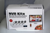 HD Video Surveillance Kits 4 CH IP Camera und NVR Poe (IPS-K01)