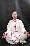 Juego fino de la práctica de la ji del Tai del Taoism del resorte de Wudang Kongfu y de la sección del verano