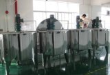 Usar extensamente o tanque de mistura do aço inoxidável