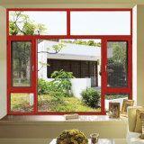 Feelingtop Dekoration-Wärmeisolierung-schalldichtes Aluminiumfenster