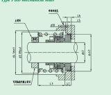 Selo mecânico do fole de borracha para Pumpe (FBD)