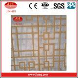 빈 목제 곡물 창 커튼 벽 장식적인 건축재료 (Jh164)