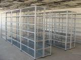 Estante de poca potencia del almacenaje del estante del almacén para el MEDIADOS DE mercado del este