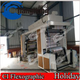 6 Colores Flexo impresión Machinery (CH886)