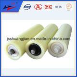 Rolo de nylon de transporte de alta resistência resistente a carvão Bom rolo de abrasão
