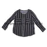 Blusa de la más nueva muchacha caliente de la venta con Embroidory