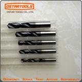 鋼鉄に使用する固体炭化物の点の穴あけ工具