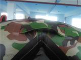 De kleine Vissersboot van de Buis van de Vlotter Opblaasbare