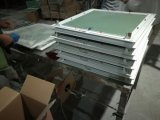 Gips-Decken-flanschten Aluminiumzugangsklappe/Gips Zugangsklappe für Decke 600*600mm