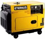 Betrouwbare 5kVA single -Phase Diesel Generator (BM6500TE)