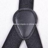 Unisex Fashion Suspenders Shiny Braces 2.5 * 100cm