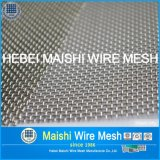 304 316 316 Pantalla de alambre de acero inoxidable de malla de impresión
