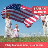 Цена Factroy рекламируя выдвиженческий развевая напольный флаг летания