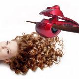 Escova do encrespador de cabelo e do ferro de ondulação